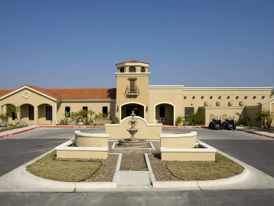 Harlingen Country Club New Clubhouse