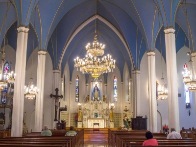 Immaculate Conception Cathedral Abatement and Structural Preservation