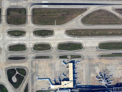 George Bush Intercontinental Airport Reconstruction of Taxiway NB