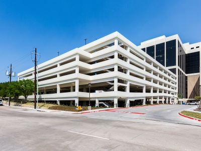 Medical City Dallas Parking Garage