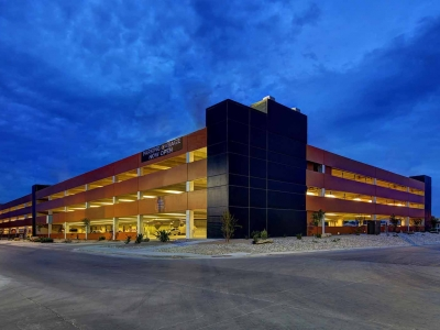Kickapoo Lucky Eagle Casino Expansion and Parking Garage