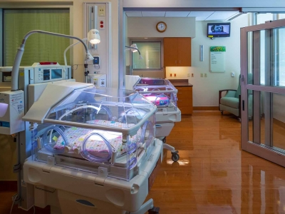 Houston Methodist West Hospital Birthing Center and Neonatal Intensive Care Unit Build-Out