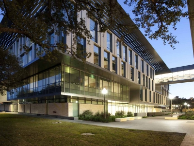 The University of Texas at Austin Liberal Arts Building Phase II
