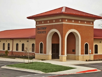 Bastrop County Tax Assessor/Development Services Building – Bastrop, Texas