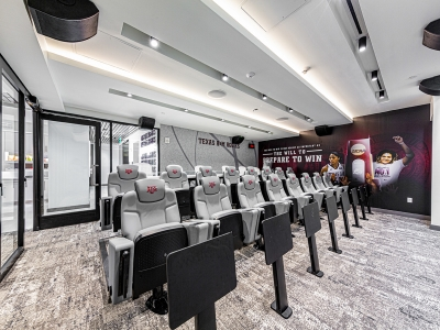 Texas A&M University Barbara C. Barnett Women's Basketball Student-Athlete Center