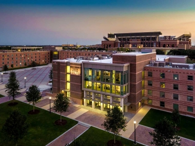 Texas A&M University Completion of Corps Dorm Renovation
