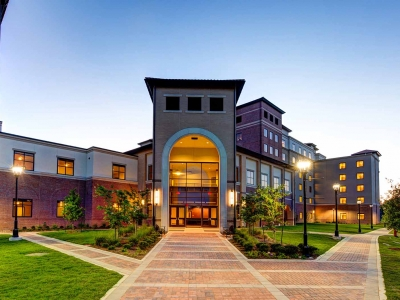 Texas State University Angelina and San Gabriel Residence Halls