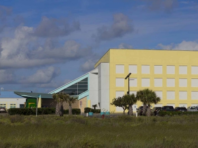 South Padre Island Convention Centre Renovation Phases I and II