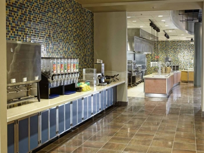 Texas A&M University-Kingsville Javelina Dining Hall