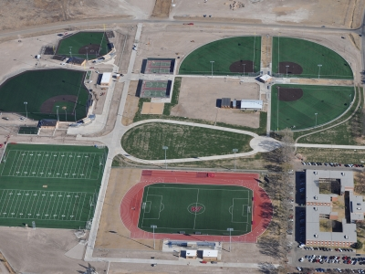 West Texas A&M University Renovation of Athletic/Intramural Facilities Phase 1