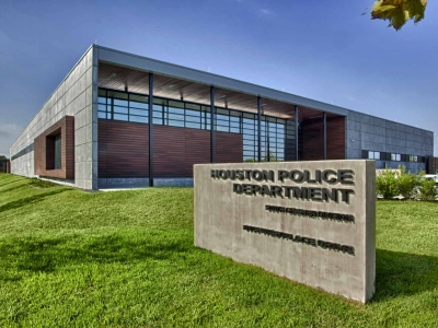 Houston Police Department Fondren Police Station, District 17