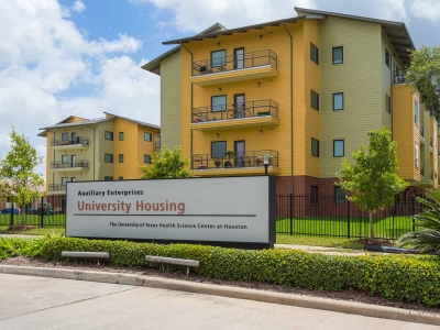 UTHealth University Housing Phase III Expansion