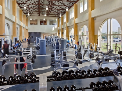 Texas A&M University-Kingsville Student Recreation Center
