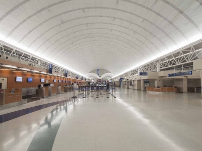 San Antonio International Airport Terminal A Renovation
