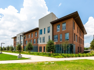 Austin Community College Round Rock Campus Phase 2